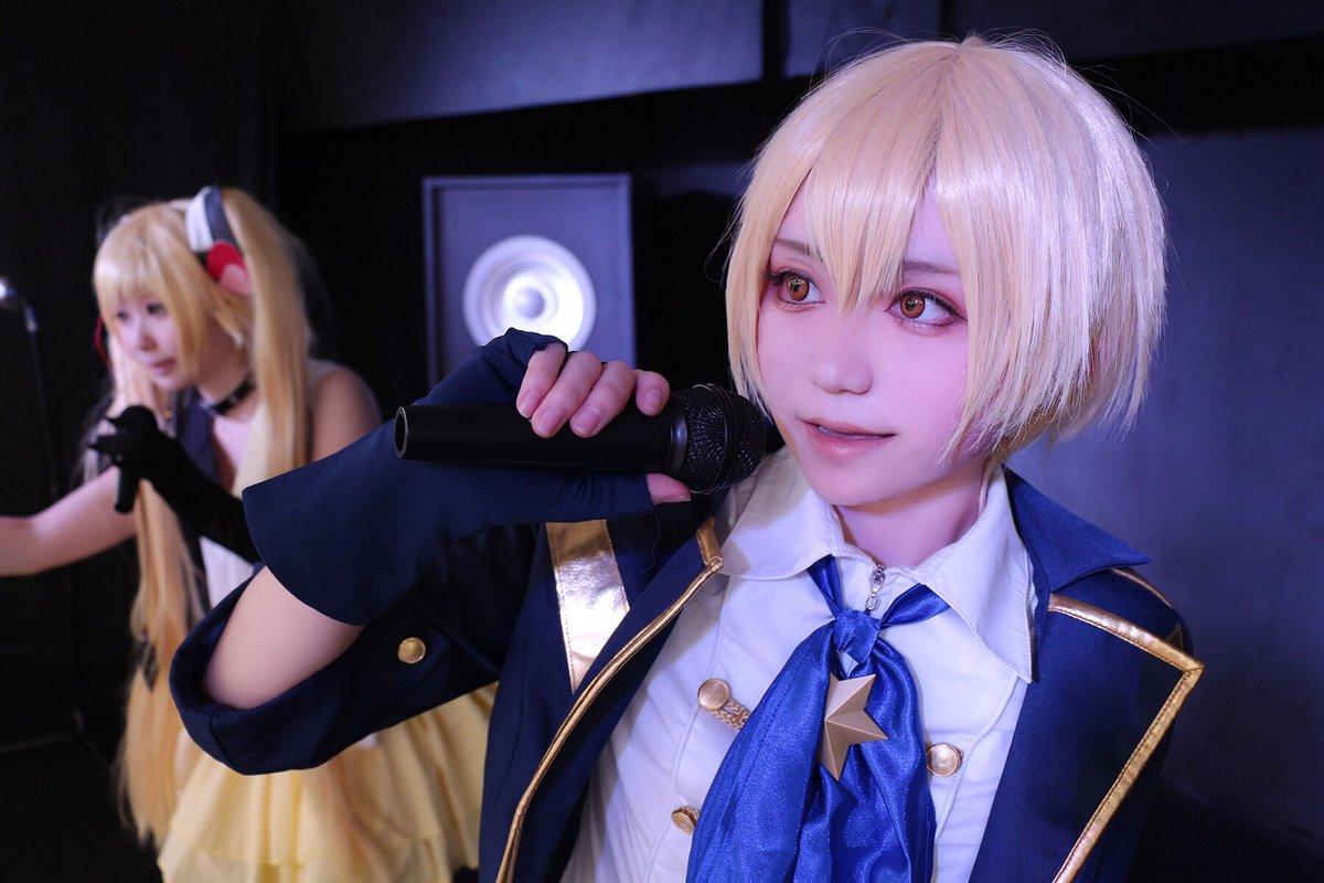 【cosplay】ツキウタ。12月組😊アニメ衣装クリス : リセ駆 : 潤瑠スタジオ( )