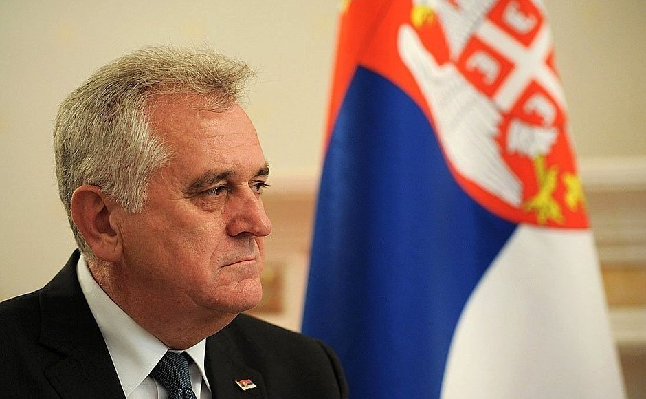 Глава Сербии посмертно наградил Чуркина орденом Сербского знамени первой степени: https://t.co/WTgwSuMQLj