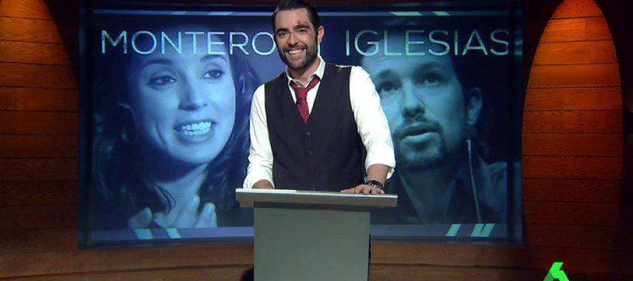 VÍDEO | Irene Montero y Pablo Iglesias son la misma persona, ¡tenemos pruebas! #elintermedio