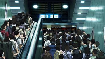 2000段の避難階段を…東京スカイツリーで地震訓練 2/21 15:09#残響のテロル 11.VON 緊急事態宣言で交通