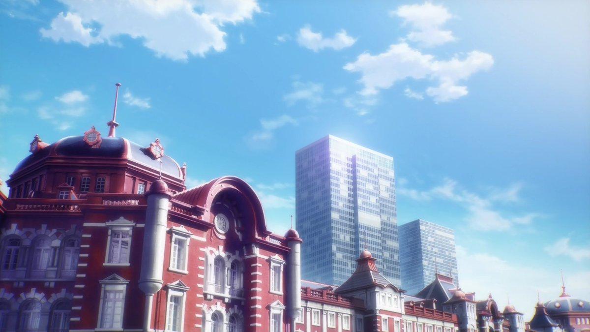 #レールウォーズ / #RailWars - 02 エピソード / episode#アニメ #スクリーンショット #sc