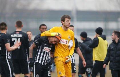 Racist chants in Serbia leave Brazilian footballer in tears