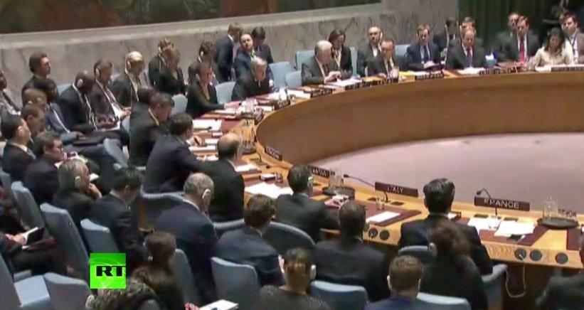 «Прощай, добрый друг»: заседание Совбеза ООН началось со слов в память о Чуркине (ВИДЕО) https://t.co/N2VzgZw5pi
