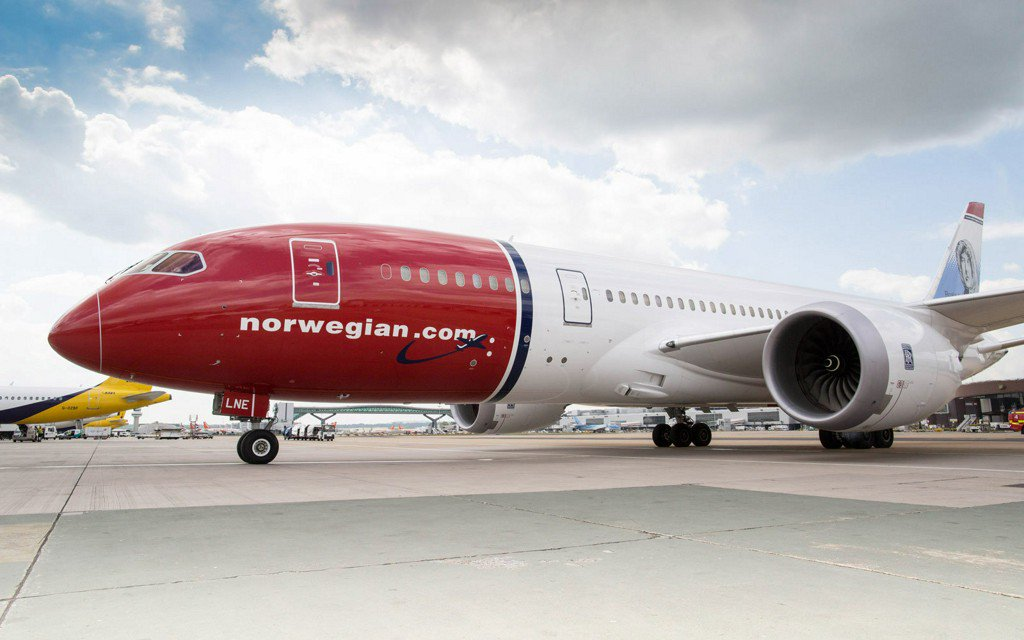 Картинки по запросу Norwegian Air Flash Sale Has $84 Flights to Europe This Summer