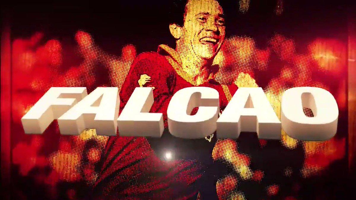 #Falcao