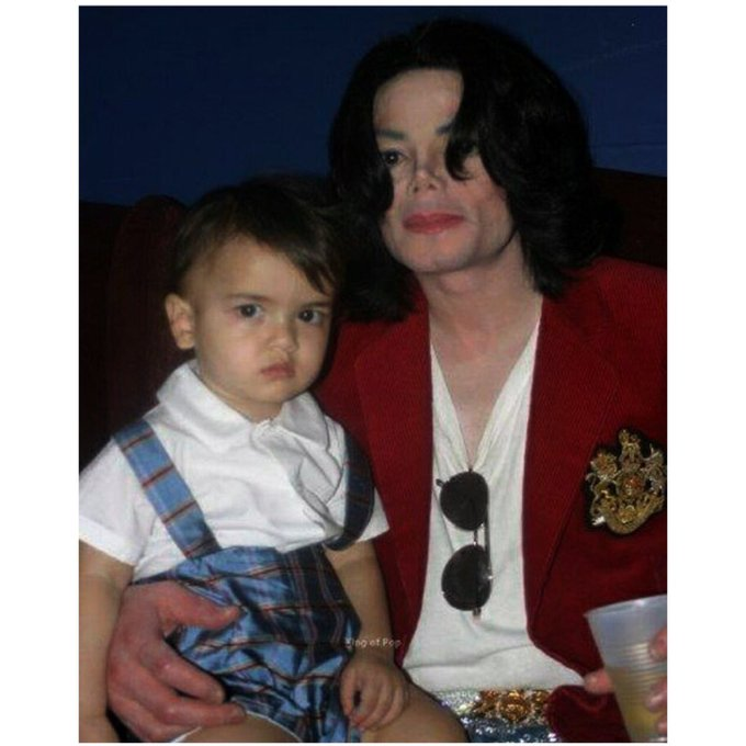 Happy 15th Birthday to Michael Jackson\s youngest child Prince Michael 2 Joseph Jackson, aka Blanket !!