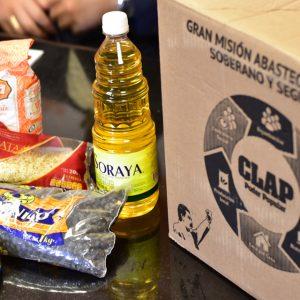 CLAP el negocio más lucrativo después del narco, enchufados de Maduro ganan 27 dólares de sobreprecio por cada caja de alimentos importados.