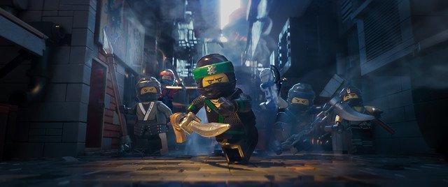 劇場版「レゴ ニンジャゴー」今秋公開、4月より新シリーズの放送も開始