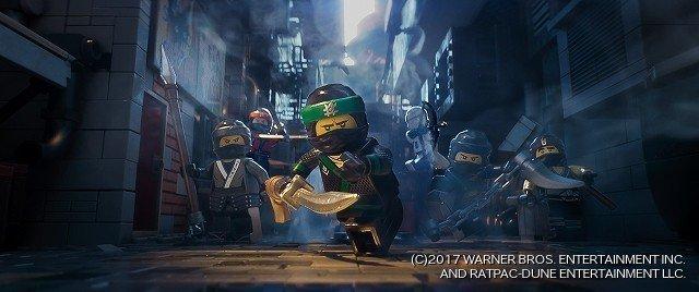 [映画ニュース] 「LEGO(R)ムービー」最新作「ニンジャゴー」が今秋日本公開!新シーズン放送も決定