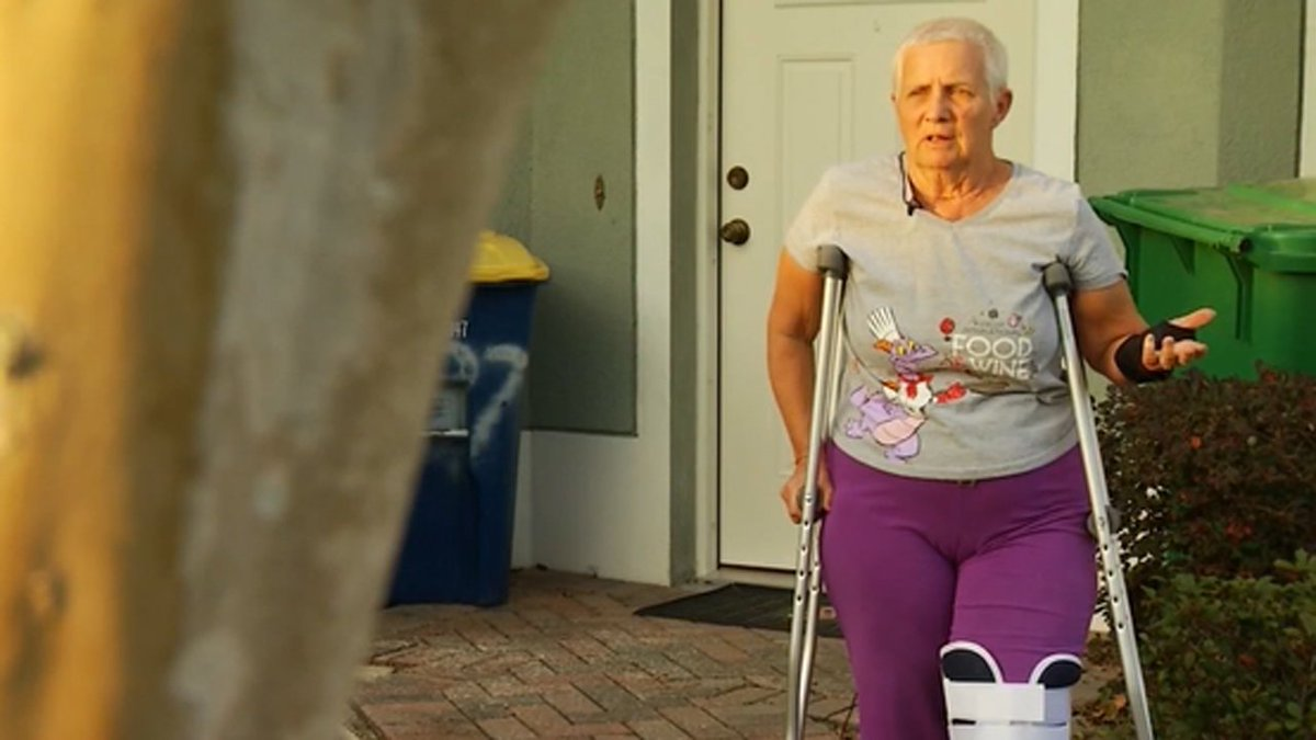 Great grandmother in Florida fights off would-be carjackers  https://t.co/wEos7Kkmbd via @Fox35News