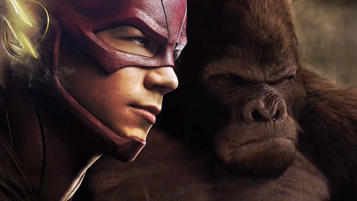 This week's #TheFlash brought back Grodd, as Barry traveled to Gorilla City!Our review