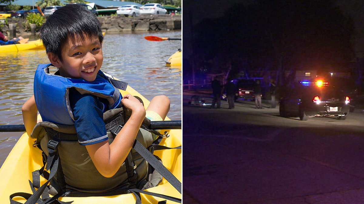 8-year-old boy shot to death in Pomona was adopted from Taiwan orphanage 3 years ago
