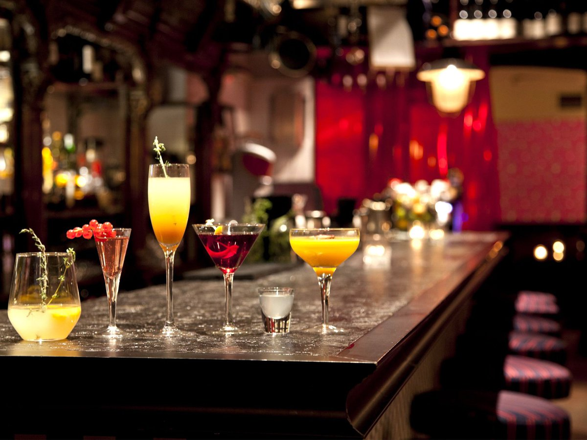 London Cocktail Club Best Bars for a Monday Night in London