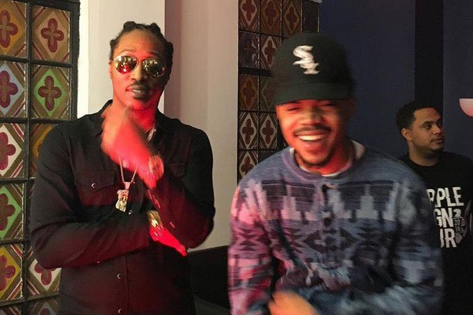 """Listen to a snippet of Future and Chance the Rapper's collaboration 'My Peak"""" https://t.co/0peU2XJnkS"""