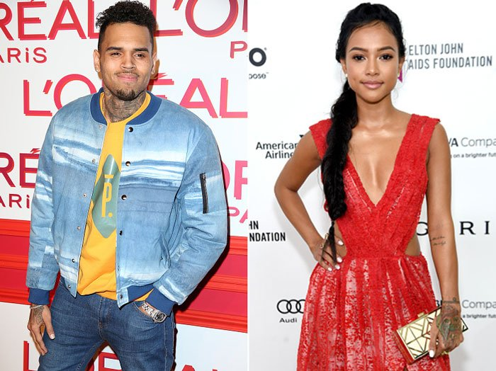Karrueche has filed a restraining order against Chris Brown after he allegedly threatened abuse https://t.co/PNZsCrZdjq
