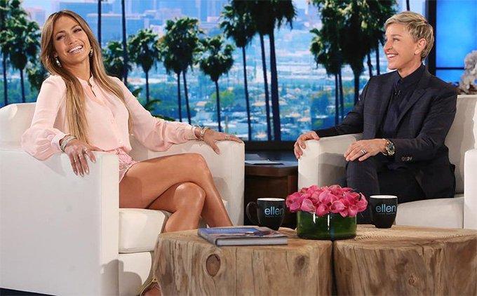 "Jennifer Lopez talks Drake, dating younger men, and the Super Bowl on ""Ellen' https://t.co/IEctW4eZ71"