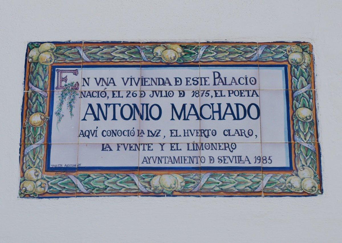 """""""Caminante, no hay camino, se hace camino al andar..."""" #Taldíacomohoy de 1939 fallecía el poeta Antonio Machado."""