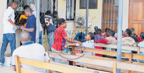 Addicts flock to clinic as war on drugs intensifies