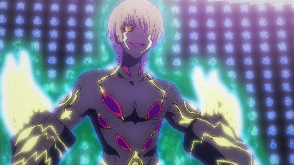 ズアークか!? #sousei_anime #tvtokyo #双星の陰陽師