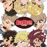 TVアニメ「ALL  OUT!!」×「ばくだん焼本舗」池袋本店にてコラボ決定!期間:2017年2月25日(土)〜3月26