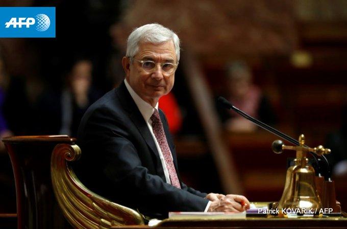 Le président de l'Assemblée nationale Claude Bartolone (PS) ne se représentera pas aux législatives https://t.co/tERp2srMxP #AFP