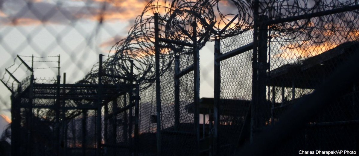 Top Trump aide calls Guantanamo Bay 'an incredibly important intelligence asset.' https://t.co/beDSDlpmUv