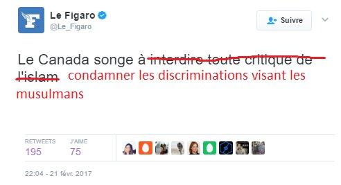 Bonjour @Le_Figaro. J'ai encore corrigé votre titre bénévolement mais il va falloir apprendre à faire votre métier mes p'tites canailles 😘