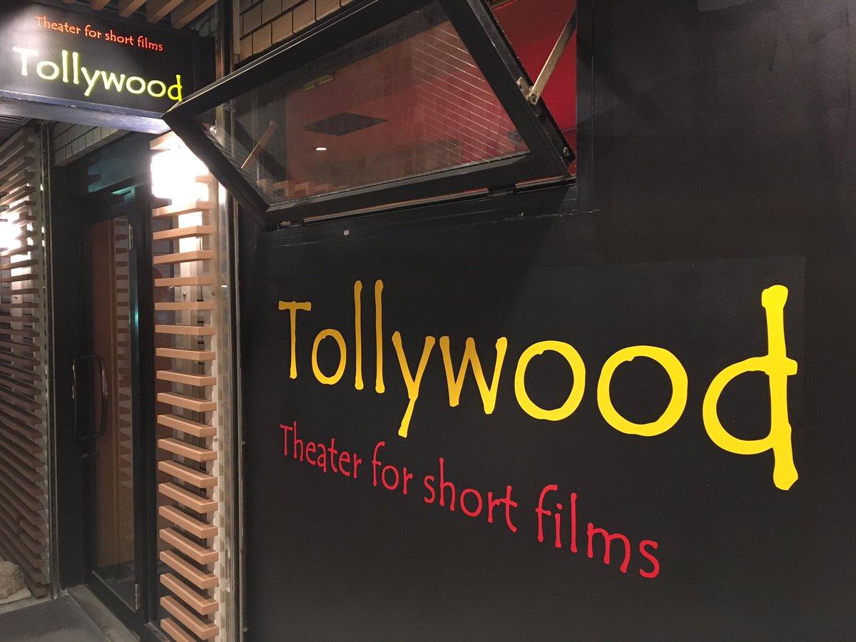 下北沢Tollywoodにて、「秒速5センチメートル」「ほしのこえ」「彼女と彼女の猫」「雲の向こう、約束の場所」を。映画