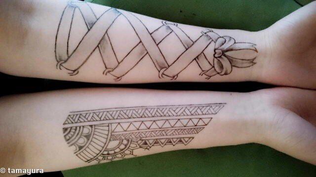 たまゆらさんのジャグアタトゥーの特徴はなんといっても……🌞美しいグラデーション🌞精密なライン技術力には圧倒的自信あり!