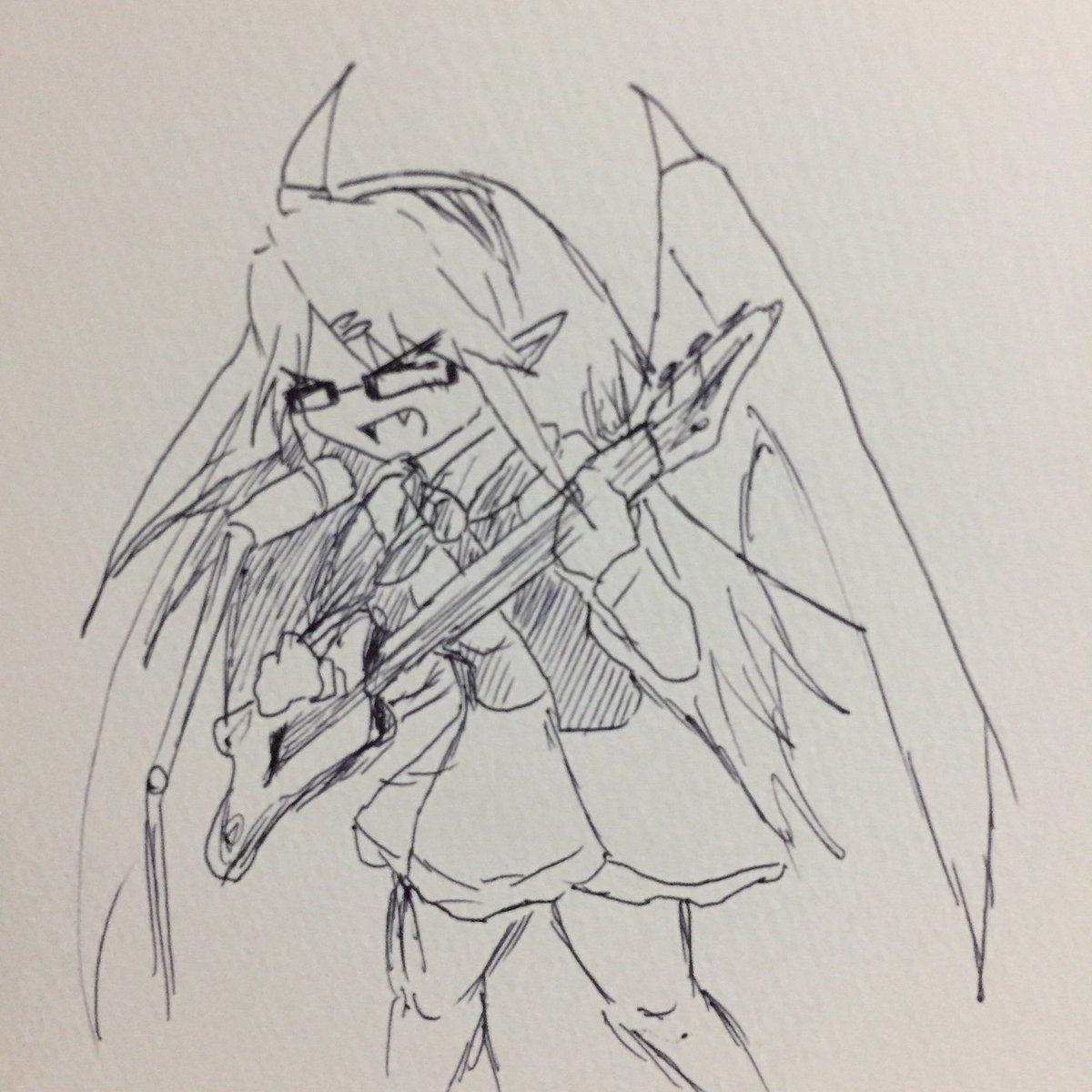 @follo_quest  勝手にクラティアさんを描いてしまったきぬいさん ✨\(•ω<)/✨