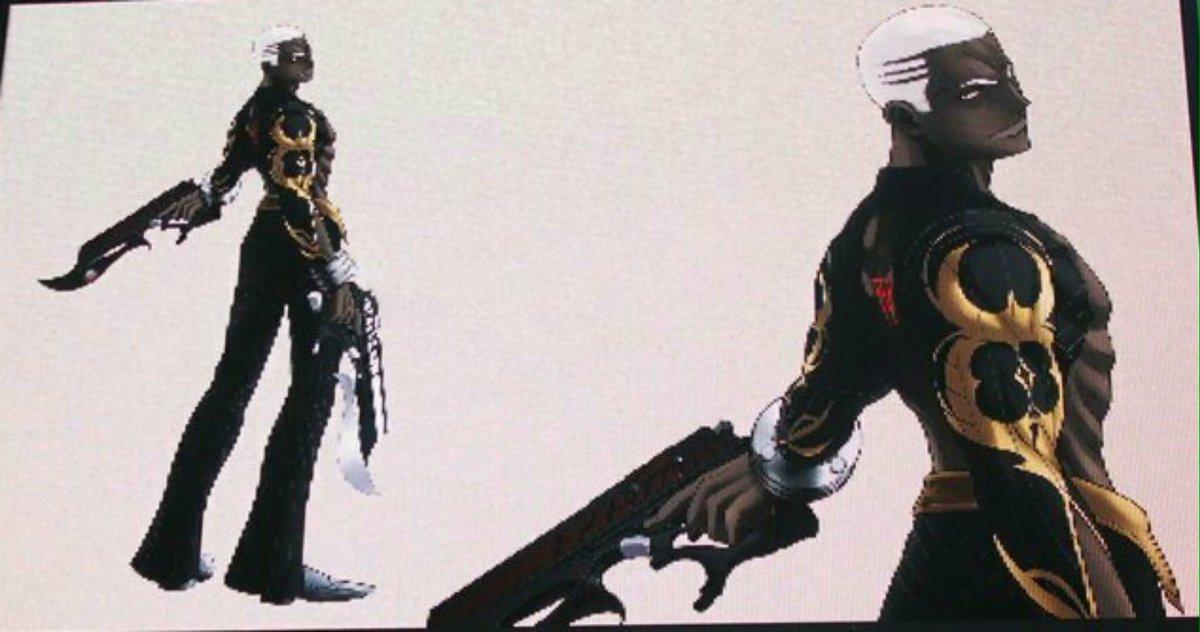 ボブミヤと新宿アーチャーがブブキブランキのこいつらにしか見えんwww#FateGO #FGO