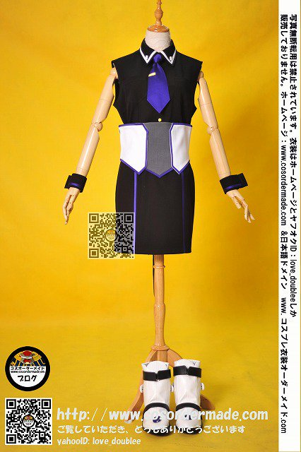 コスプレ衣装オーダーメイド例:DOGDAYSビオレ・アマレットのコスプレ衣装は細部まで、丁寧に仕上がっています。詳細:#