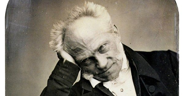 Schopenhauer, born on this day in 1788, on the relationship between genius and madness https://t.co/fT2zNI548P