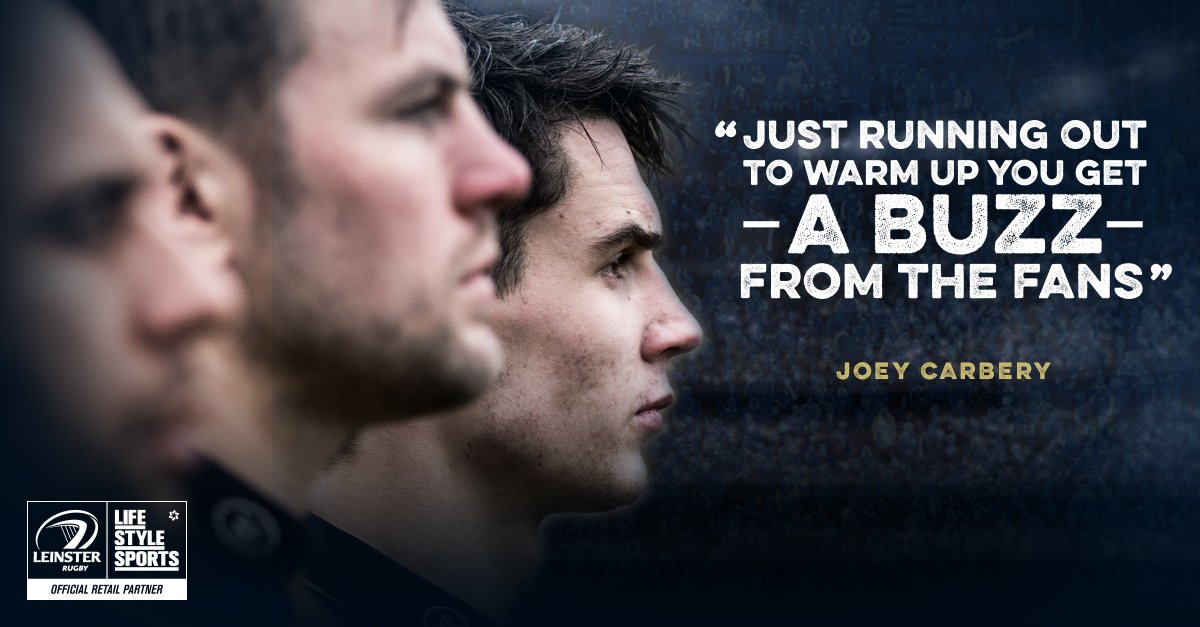 Star in the making Joey Carbery is counting on your support. Help him #FuelThe4th. https://t.co/YUsM3oASE1