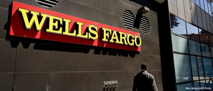 Wells Fargo fires four senior managers as part of investigation into the bank's sales practices scandal. https://t.co/gtHfV1gTLg