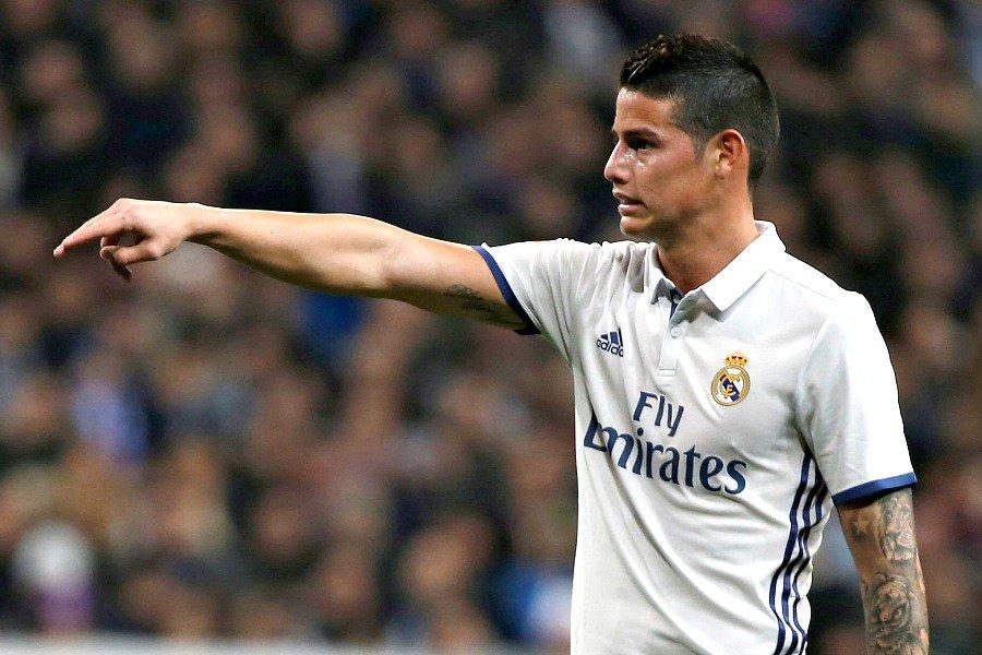 Real Madrid: James d'entrée, Bale sur le banc à Valence https://t.co/sH7aPLWHPY