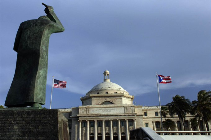 Puerto Rico likely to be hit with painful austerity measures in upcoming months, federal control board chief warns. https://t.co/dnKk7fkubO