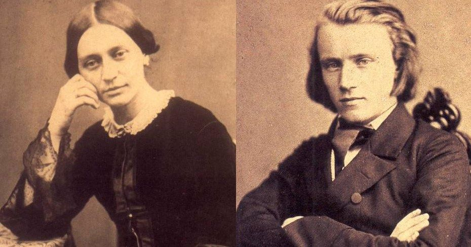 When a friendship is more than friendship – the gorgeous letters of Clara Schumann and Johannes Brahms https://t.co/6ZTIwzhvH3