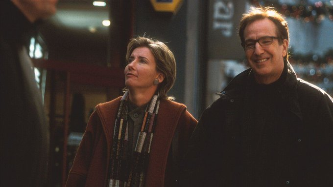 Why Alan Rickman's death will not be mentioned in Love Actually 2 https://t.co/e8WUONvSL8