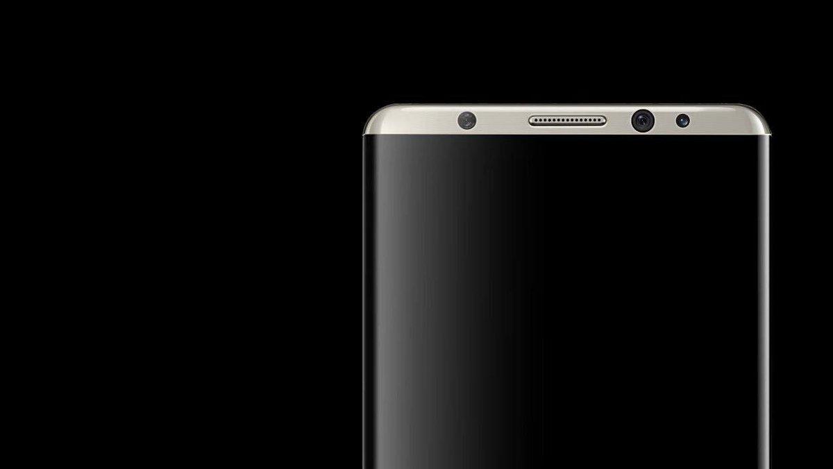Nouvelles images du Galaxy S8 en fonctionnement https://t.co/lHrhBIOAgj