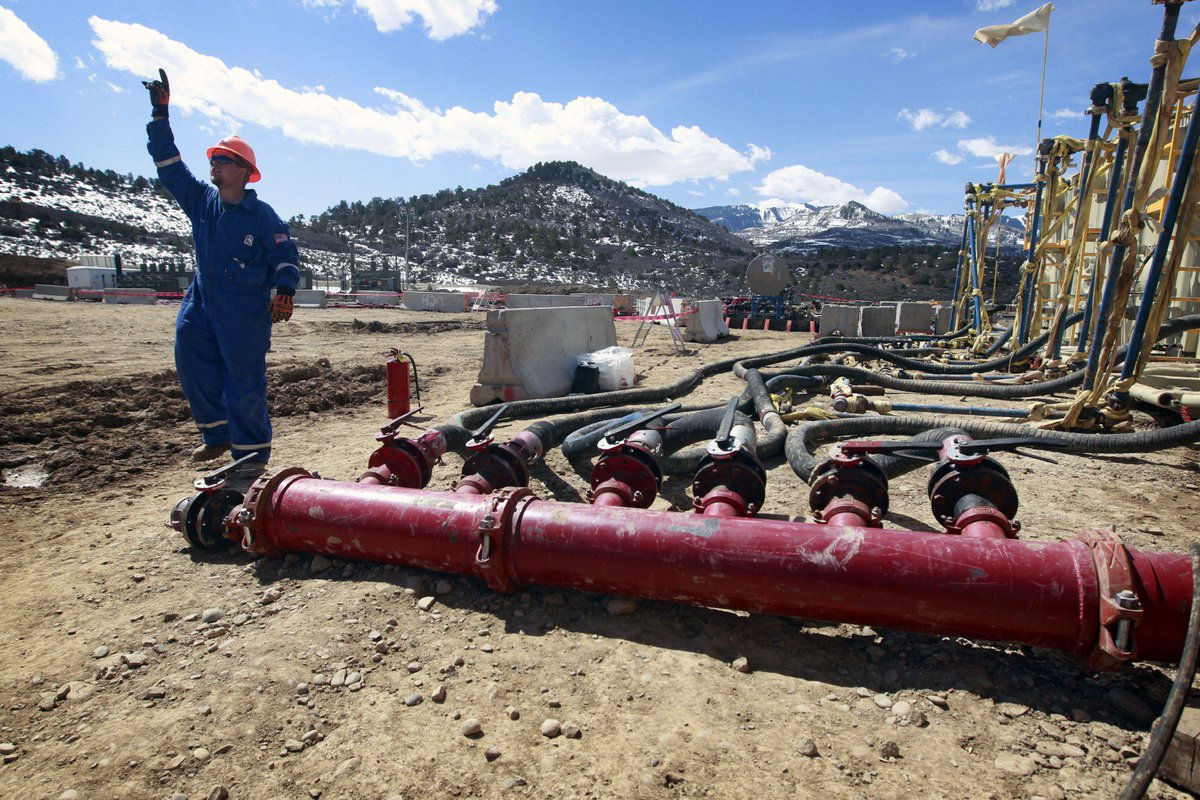 New study shows 6,600 spills from fracking in just four states in the past decade