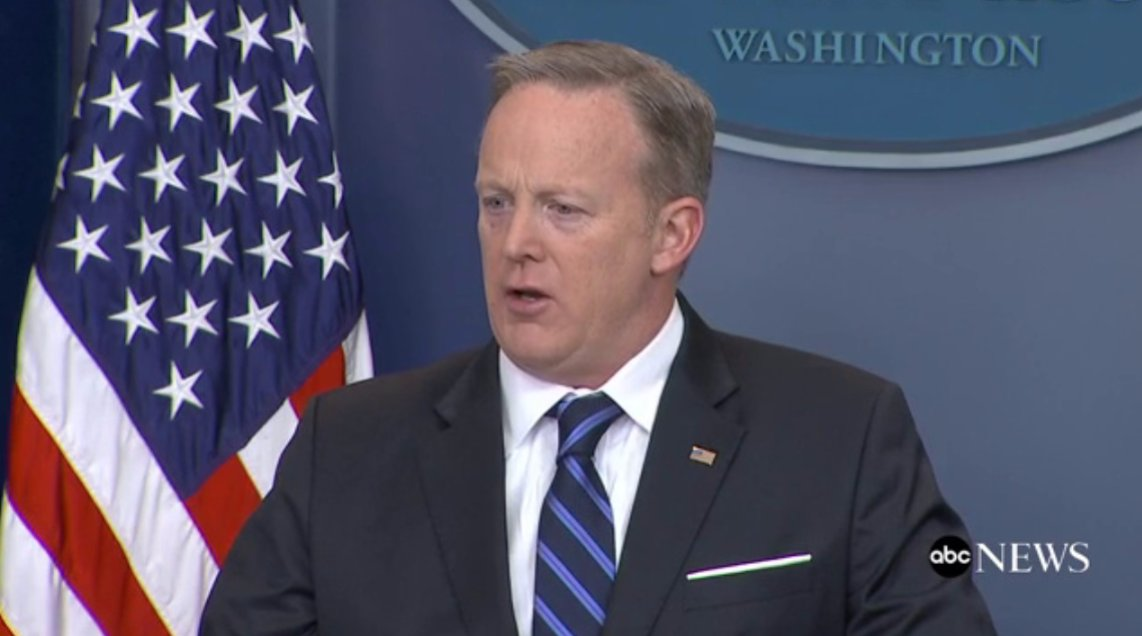 .@PressSec Sean Spicer: 'I think we're doing a phenomenal job of staffing the government.' https://t.co/AjLWMJitlo