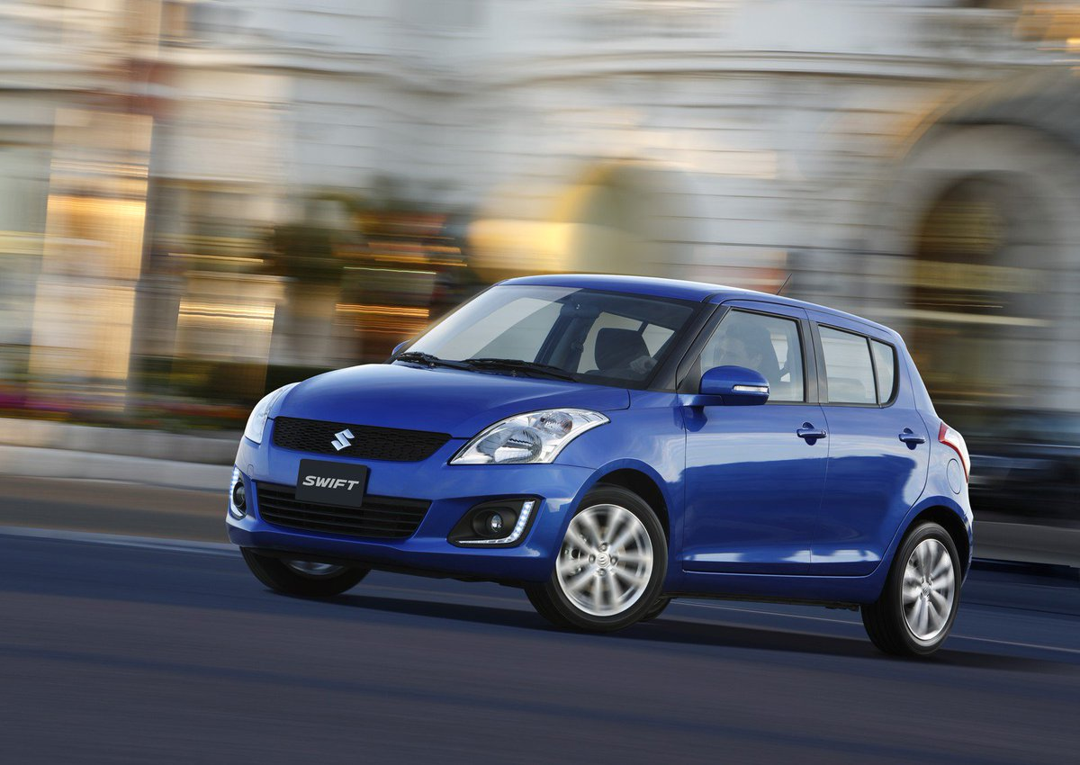 Suzuki Swift sai de linha no Brasil https://t.co/5flI8nnUCR #AutoEsporte #G1