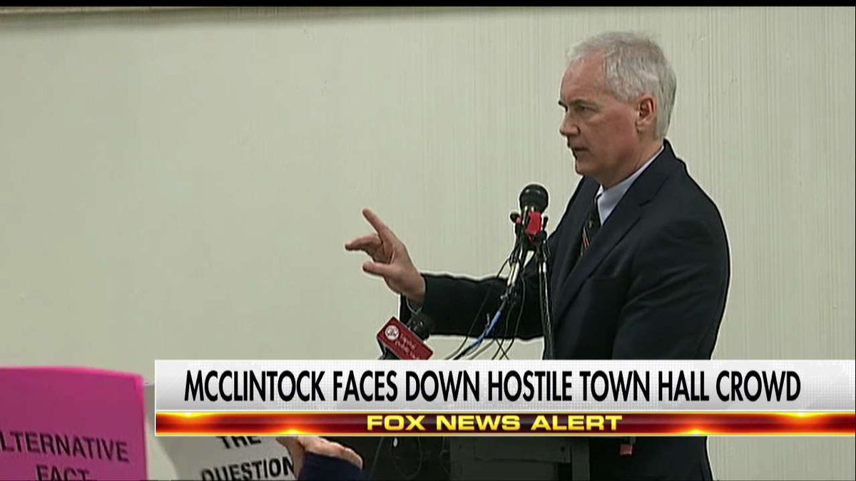 .@RepMcClintock: 'The American people have made it very clear they want ObamaCare repealed and replaced.'