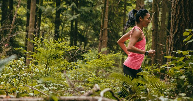 Clock km's (or miles) in technical run gear that can handle serious sweat: https://t.co/E76mnF1MND.