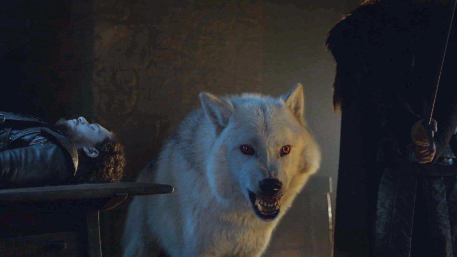 Les loups sont de retour dans #GameofThrones  ⏩ https://t.co/ESpZyf6Wp3
