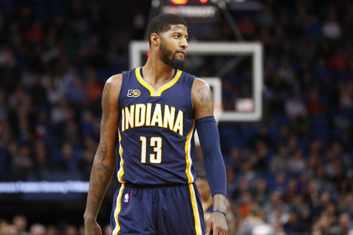 RT @TroydanGaming: If Paul George goes to the Lakers, I will give one person $500 who ReTweets this... https://t.co/HgzIhUvYSj
