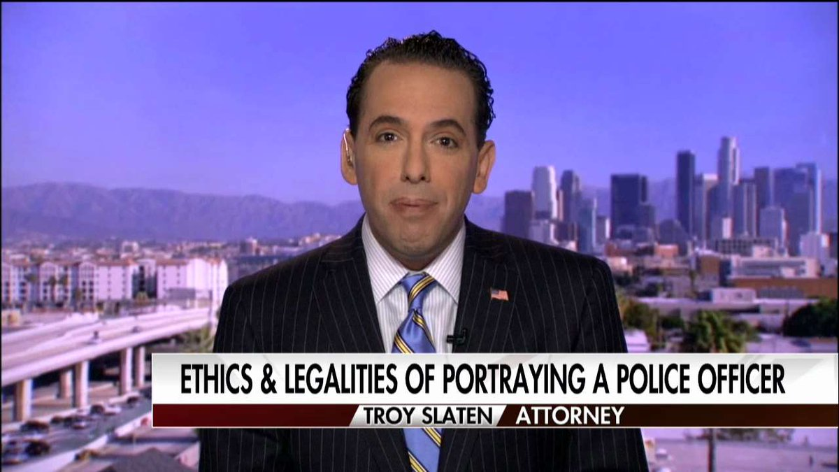 .@troyslaten: 'Police are allowed to use ruses to get people to come to the front door.'