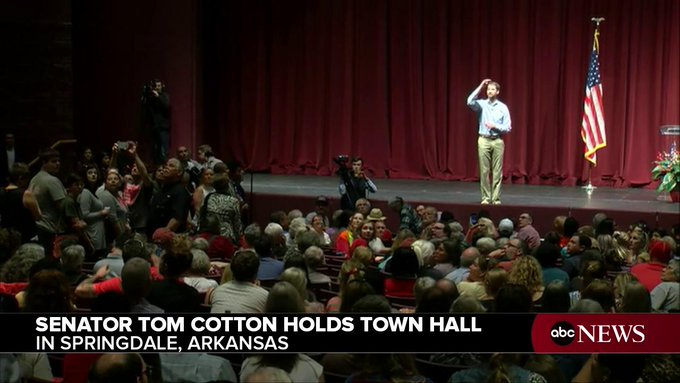 7-year-old Toby from Arkansas asks his Senator why Trump is defunding PBS kids just to build a wall #toby4president https://t.co/c1amV54LHs