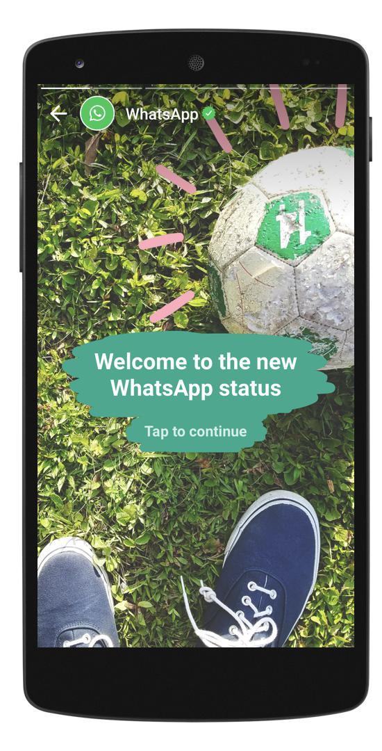 WhatsApp Status chega hoje para todos os usuários brasileiros »